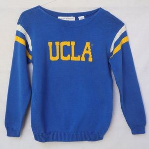 UCLA Collegiate Knit Sweater